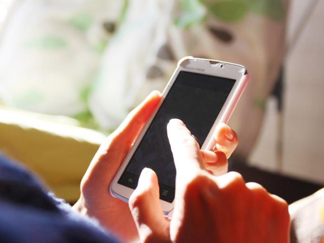 それって、スマートフォン症候群??|新宿区曙橋駅スグのあけぼのばし整骨院