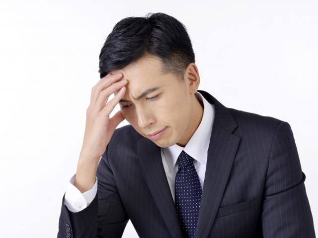 頭痛の原因の一つである腸の浮腫